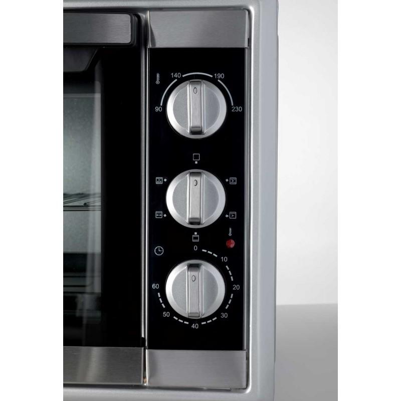 Fornetto elettrico ventilato Ariete 986 Bon Cuisine 450 forno 45 lt 1800 w Rotex
