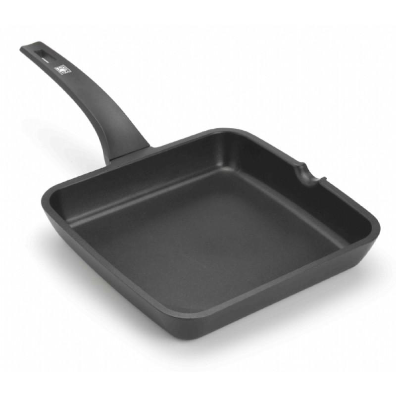 bistecchiere piastra pintinox efficient bra cm 22