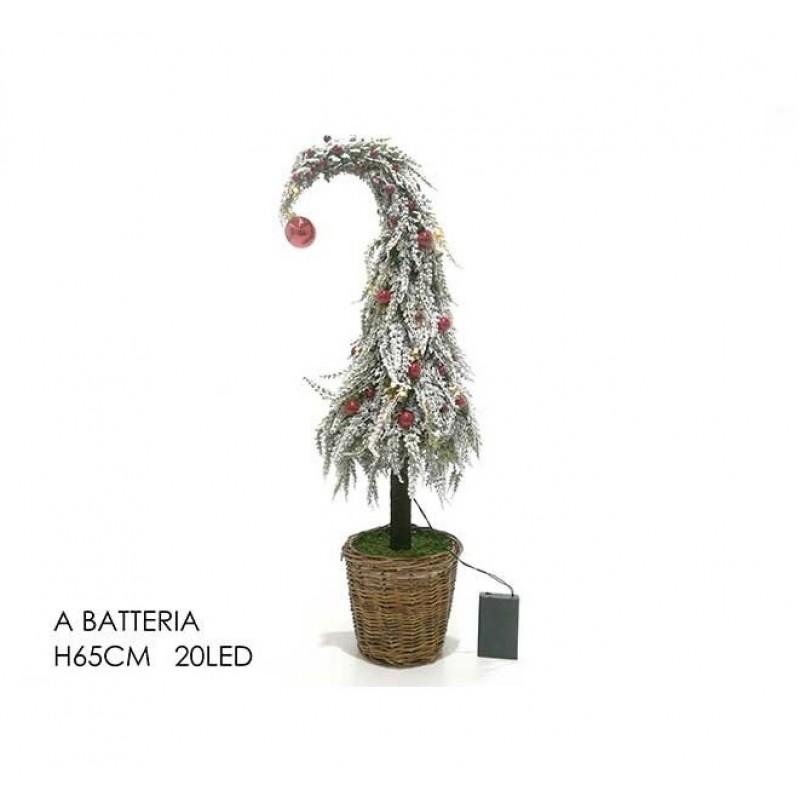 Albero natale con luci 425020