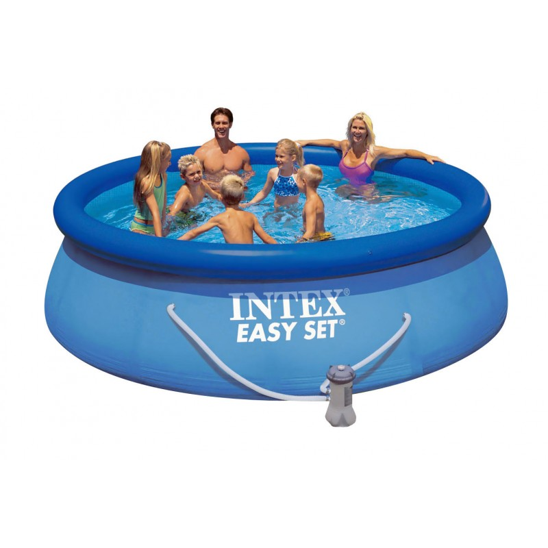 piscina Fuoriterra Intex EAsy