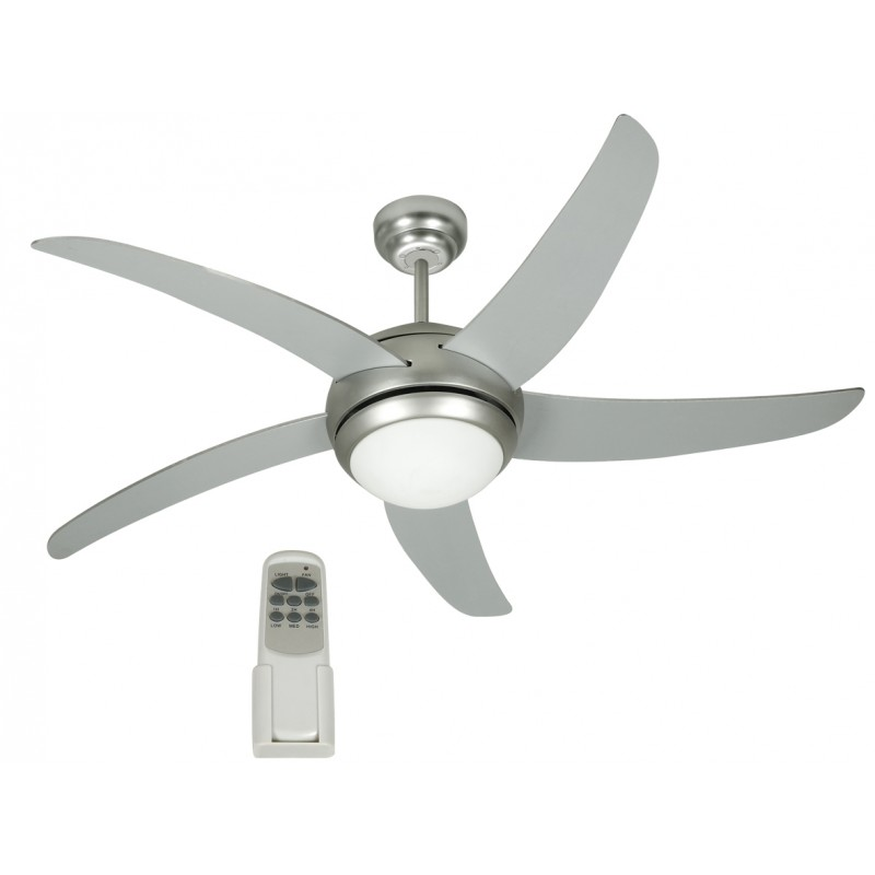JohnsonMiami Ventilatore da Soffitto con telecomando