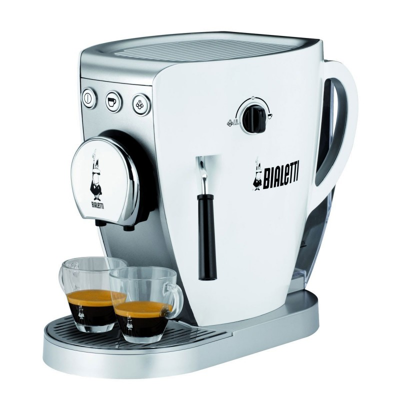 Macchina da caffè Tazzissima Bianca