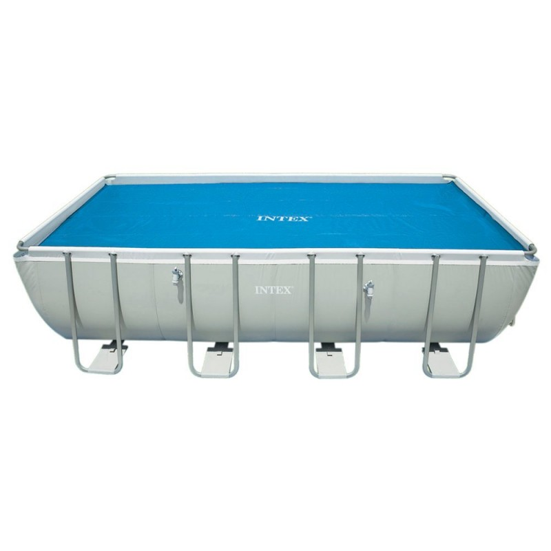 Telo termico rettangolare piscina Intex 29026 549 cm