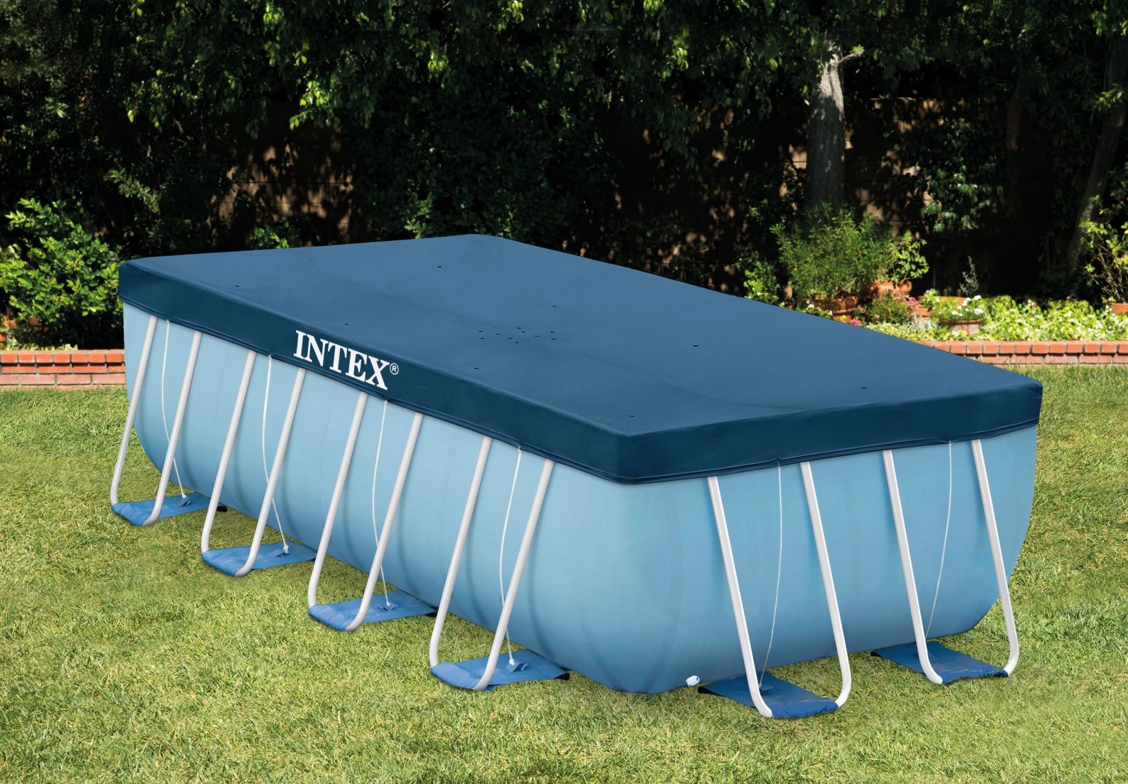 Intex 28037 telo piscina 400 x 200 cm for Prezzi piscine intex