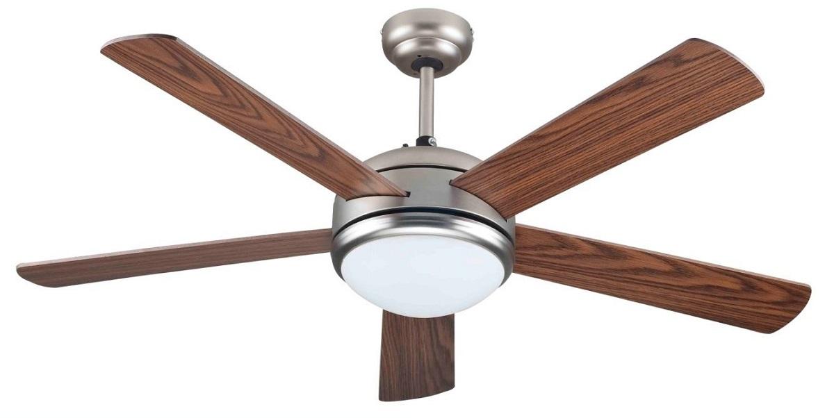 Ventilatore da soffitto vinco pale con luci