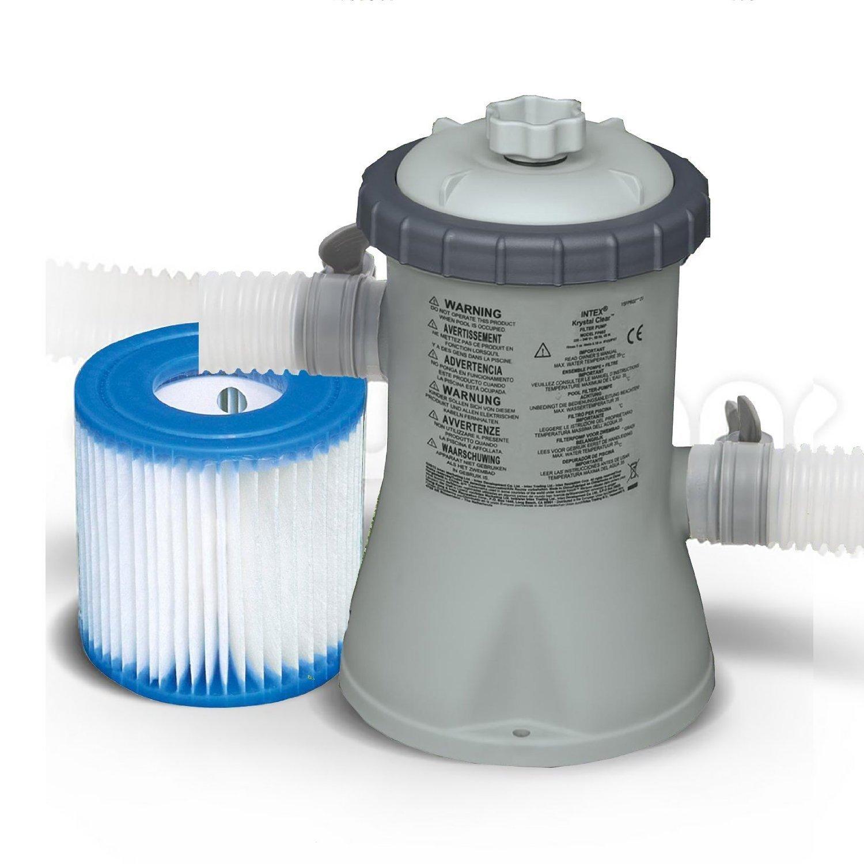 Pompa filtro intex 28602 for Filtro piscina intex